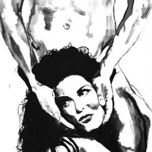 Alu-Dibond of my paintings